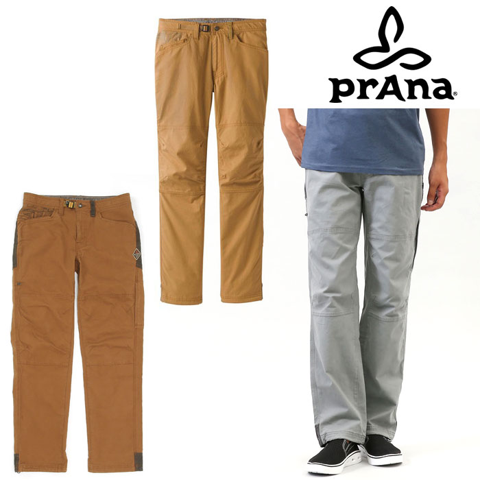 プラナ コンティニュアムパンツ PRNMNT314 メンズ/男性用 パンツ ContinuumPant