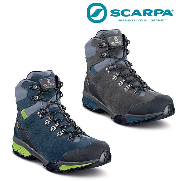 スカルパ ZG トレック GTX SC22024 メンズ/男性用 登山靴
