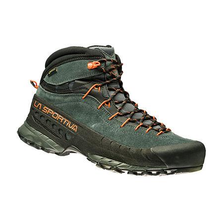 スポルティバ 靴 SPRT27E トラバース X4 ミッド GTX TX 4 MID GTX メンズ/男性用 靴 スニーカーアプローチシューズ トレッキング カーボン×フレーム(900304)