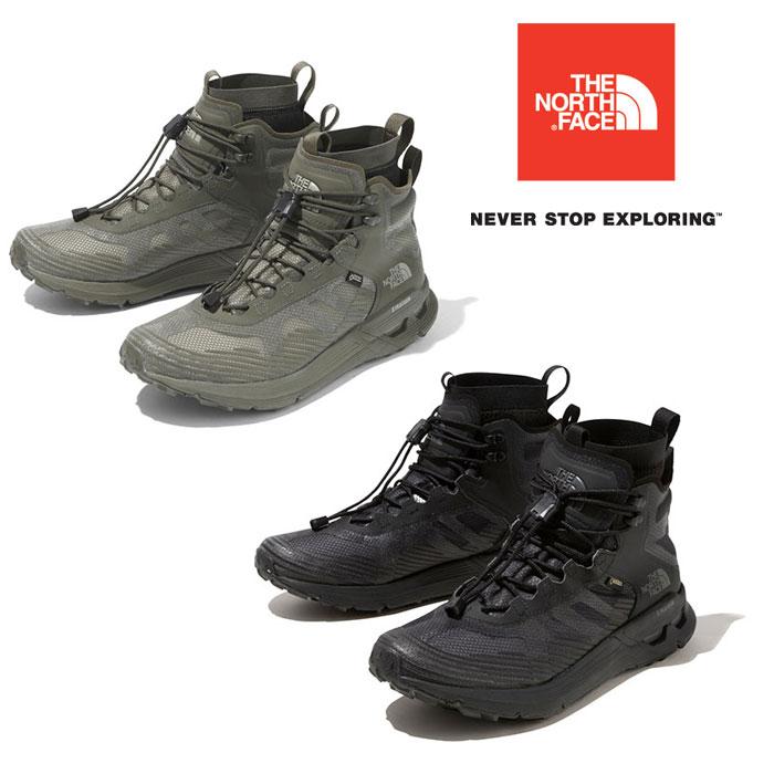 ノースフェイス スローメモリーハイクミッドGORE-TEX NF51933 メンズ/男性用 靴 Slow Memory Hike Mid GORE-TEX 2020年春夏新作