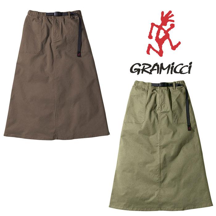 グラミチ ベイカースカート 9301-FDJ レディース/女性用 スカート BAKER SKIRT 2020年春夏新作