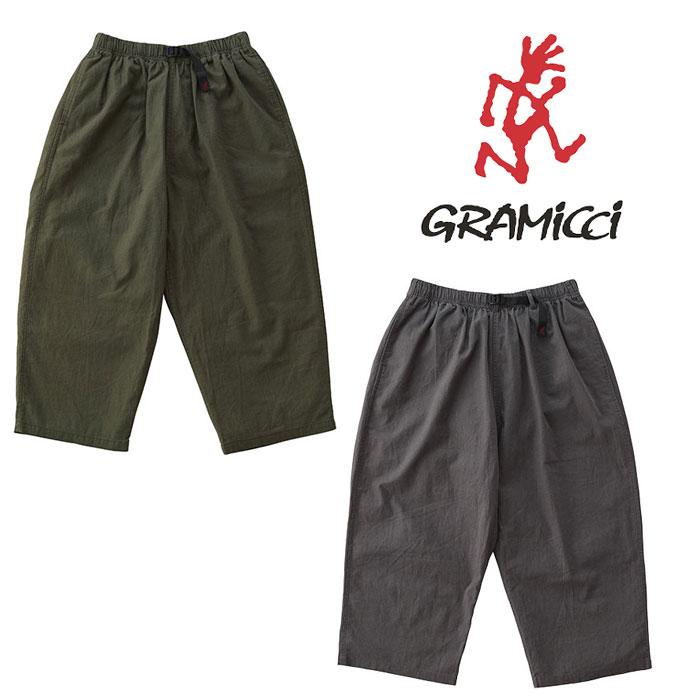 グラミチ リネンコットンバルーンパンツ GLP-20S034 レディース/女性用 パンツ LINEN COTTON BALLOON PANTS 2020年春夏新作