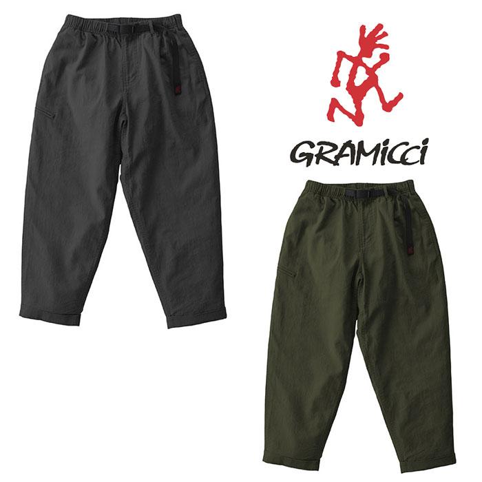 グラミチ リネンコットンリゾートパンツ GMP-20S031 メンズ/男性用 パンツ LINEN COTTON RESORT PANTS 2020年春夏新作