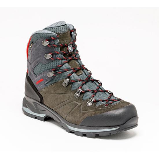 ローバー バルド GT lowaL010619 メンズ/男性用 登山靴 BALDO GT アンスラサイト×レッド(9740)