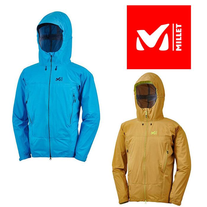 ミレー ティフォン50000ストレッチジャケット MIV01479 メンズ/男性用 ジャケット TYPHON 50000 ST JKT 7317SAPHIR 2020年春夏