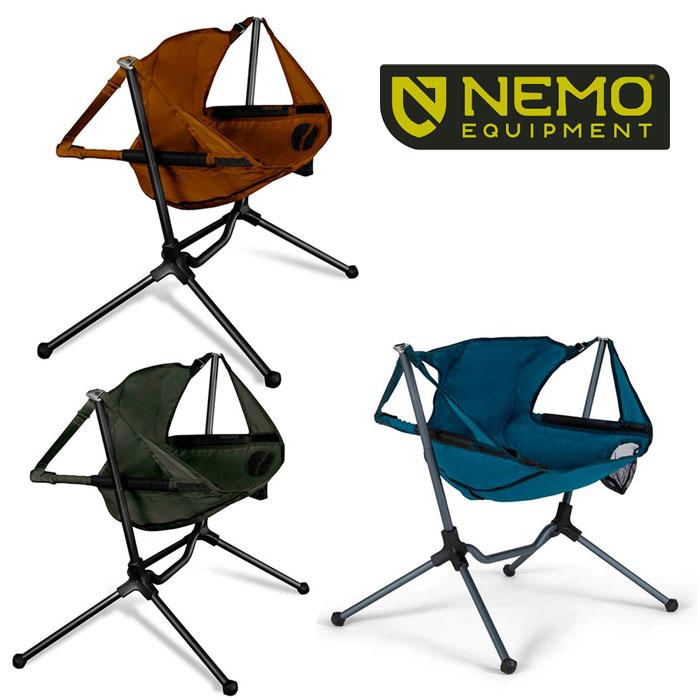 ニーモ スターゲイズ キャンプチェア NM-STGCH 椅子 STARGAZE CAMP CHAIR イワタニプリムス