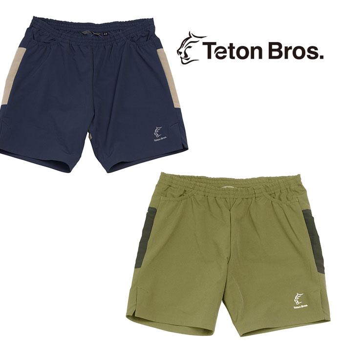 ティートンブロス スクランブルショーツ TB201-50M メンズ/男性用 パンツ Scrambling Short 2020年春夏新作