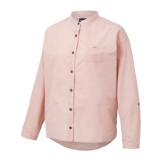 マーモット ウィメンズロングスリーブリネンライクシャツ TOWPJB77YY レディース/女性用 シャツ W's L/S Linen-Like Shirt 2020年春夏新作