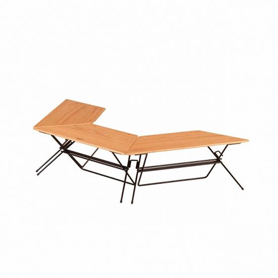ハングアウト FRTアーチテーブル(ウッドトップ) FRT-7030WD テーブル FRT Arch Table(Wood Top) 2020年新商品