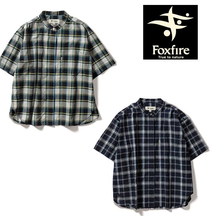 フォックスファイヤー CシールドプレザントシャツS/S FXF8212045 レディース/女性用 シャツ C-SHIELD Pleasant Shirt S/S 2020年春夏新作