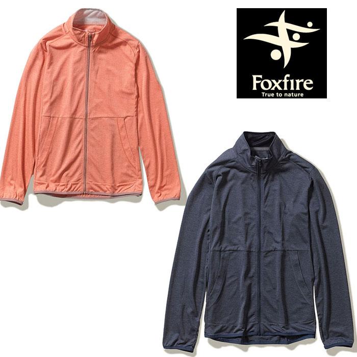 フォックスファイヤー SCファインタッチフルジップ FXF8215063 レディース/女性用 ジップシャツ SC Fine Touch Full Zip 2020年春夏新作