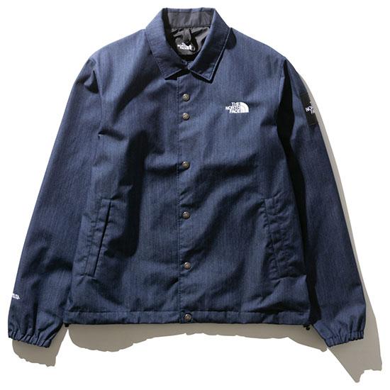 ノースフェイス GTXデニムコーチジャケット NP12042 メンズ/男性用 ジャケット GTX Denim Coach Jacket 2020年春夏新作