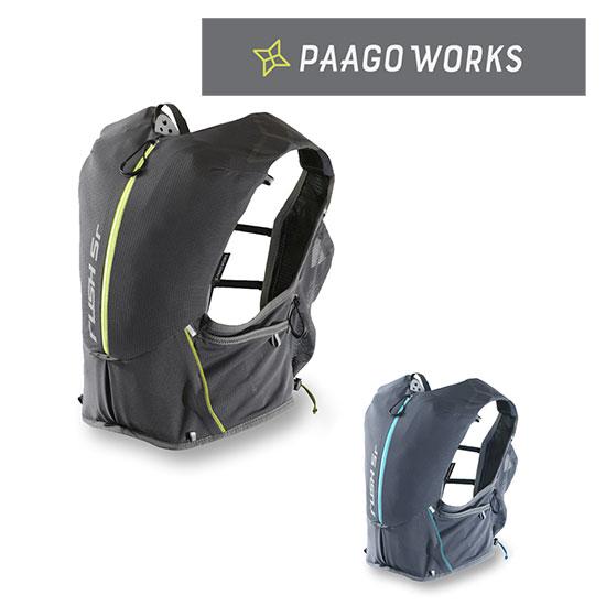 パーゴワークス ラッシュ5R pworksRP902 RUSH 5R バッグ 2020年春夏