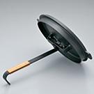 スノーピーク N-021 リフターPro 和鉄ダッチオーブン/ぶんぶく用リフター リッド立て掛け用 リフター大/リフター小/収納ケース BBQ/バーベキュー 鉄板料理/野外料理