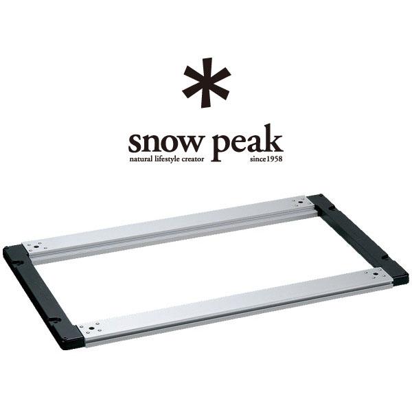スノーピーク アイアングリルテーブルフレーム CK-149 IGT Iron Grill Table Frame