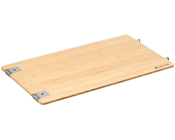 スノーピーク テーブル CK-116T マルチファンクションテーブル竹 アイアングリルテーブル ※セットするには脚が2本必要 BBQ