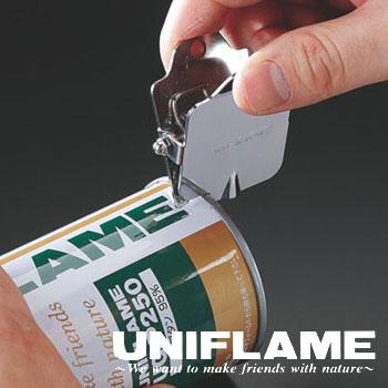 UNIFLAMEプレミアムショップで安心 ユニフレーム ガス抜き UF650103 ガス抜きクリップ 国際ブランド ガスランタン用 ガスストーブ 爆売りセール開催中 ガス缶の穴あけ
