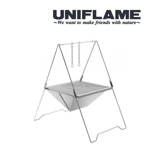 ユニフレーム タキビベース450 UF682951 焚火台