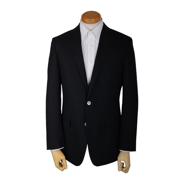 オールシーズン ジョンピアース ブラック ジャケット シャワークリーン ネイビー系 無地 コナカ|メンズ スリム スーツ スリムスーツ メンズスーツ ビジネススーツ ビジネス ビジネスジャケット 紳士服 2ボタン シングルスーツ 紺, ナジェール e3721408