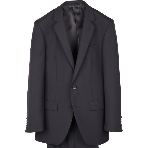 アンプレッシャー スーツ 上下 ブラック系 無地 ウールブレンド コナカ 大きいサイズ  メンズ メンズスーツ 紳士服 スラックス ノータック スリム スリムスーツ ビジネススーツ おしゃれ ノータックスラックス シングルスーツ 2ボタン ビジネススラックス ビジネス, LBSTYLE 3afee87c