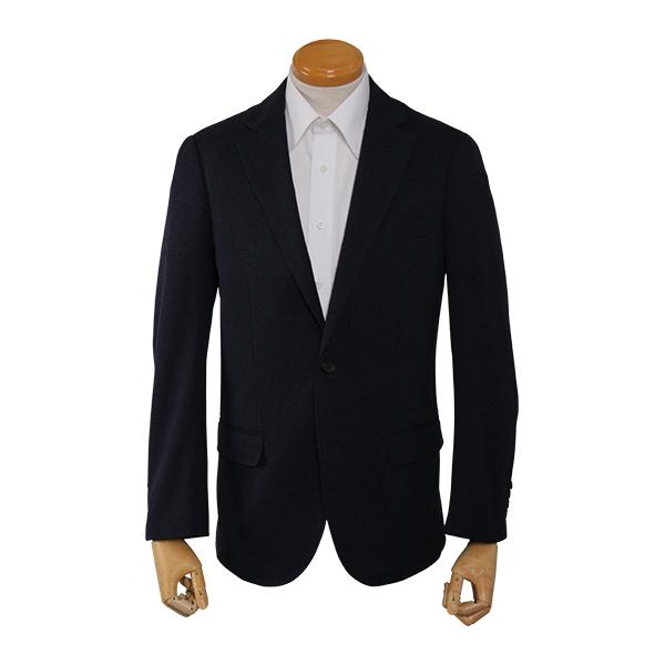 【秋冬】ヴィクトリーロード ジャケット テーラードジャケット ネイビー系 無地 コナカ 大きいサイズ