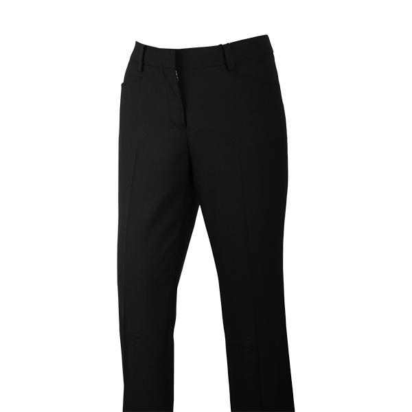 KANSAI FORL collection レディスセットアップスーツ パンツ シャワークリーン ブラック系 無地 コナカ, EVRICA(エヴリカ) 84edb2b8