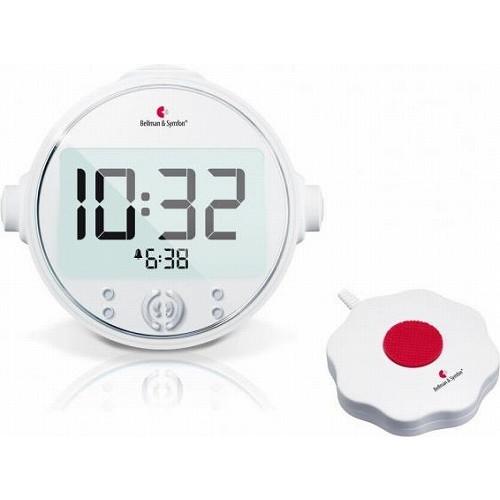 自立コム ベルマンアラームクロック プロ 多機能デジタル式目覚まし時計 製品型番:BE1370