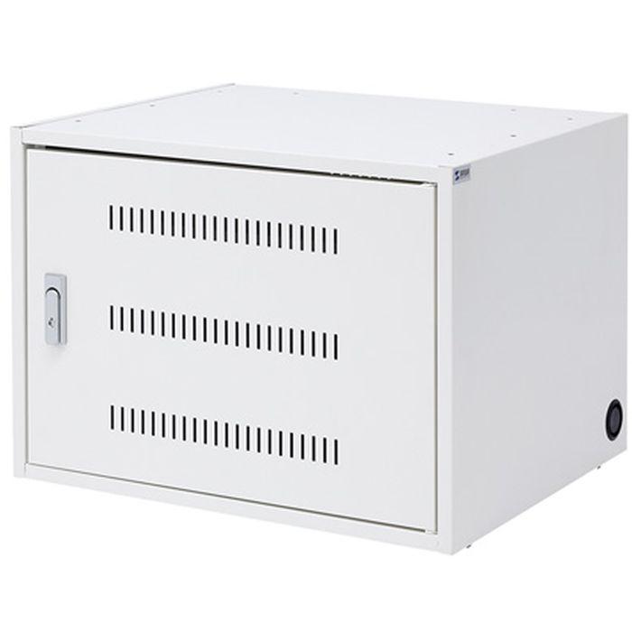 【沖縄・離島配送不可】【代引不可】小さく省スペース タブレット一括収納 タブレット収納保管庫(21台収納) サンワサプライ CAI-CAB101W