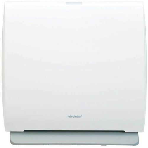トヨトミ PM2.5対応約10年間フィルター交換不要空気清浄機 ブリリアントホワイト AC-V20D(W)
