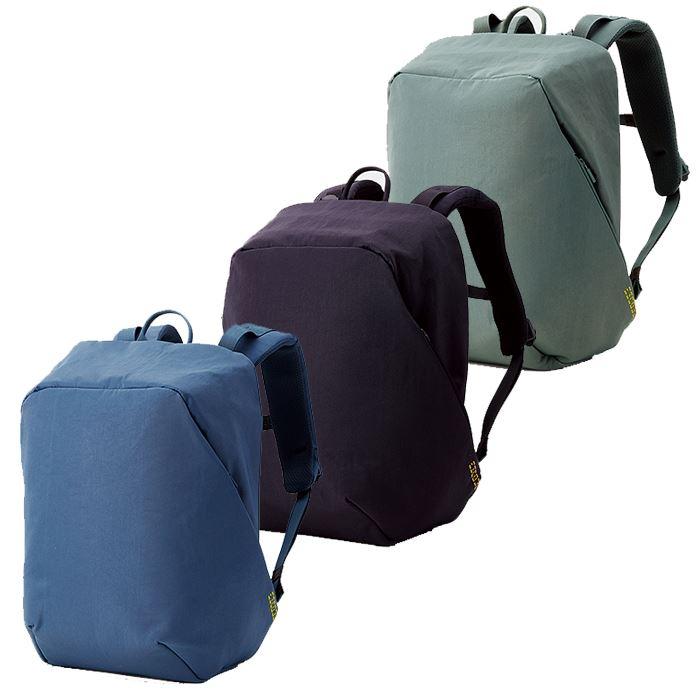 バッグ かばん バックパック リュックサック 防犯バッグ ESCODE バックパック 防刃 撥水加工 隠しファスナー キャリングバッグ エレコム BM-ESBP01