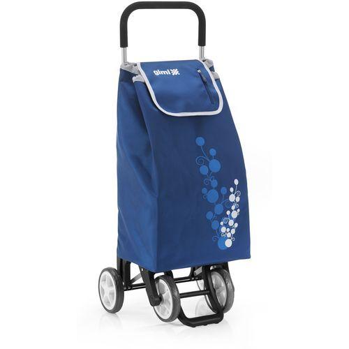 メテックス GIMI ショッピングカート ツインブルー GIMTW-BL