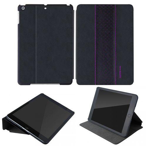 Uniq iPad mini Retina/スタンドにもなるケース/Pourpre Field 製品型番:PDM2GARHOMPUR
