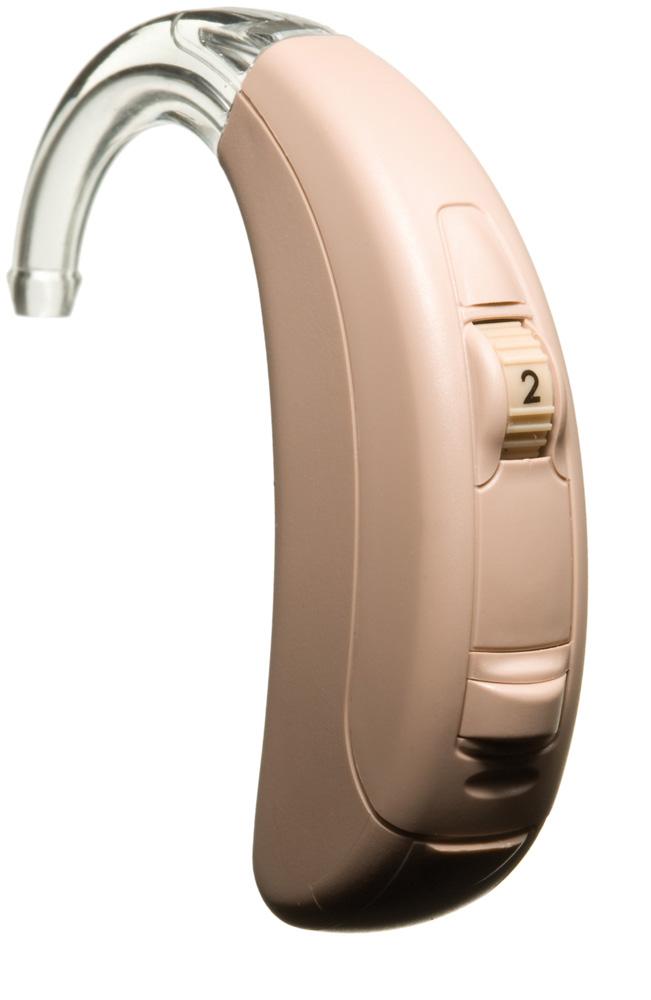 【耳かけ】【補聴器】【集音器】【ベルトーン】耳かけタイプ【デジタル 補聴器】turn(ターン) BTE 75 ベージュ (中度から高度難聴者向け耳かけ 既製デジタル補聴器) 製品型番:TURN75-BE