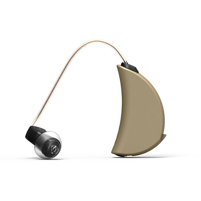 エクサイレント 補聴器 YタンゴPro 右耳用 Mサイズ 超小型デジタル 耳掛け式補聴器 マイク スピーカー オランダ製 メテックス XSTYTPR-RM