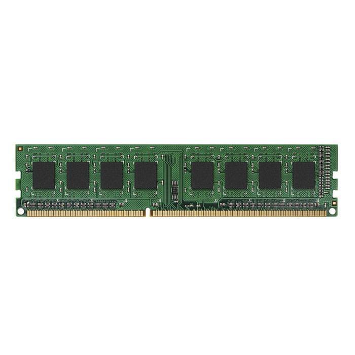 【沖縄・離島配送不可】【代引不可】法人専用 デスクトップ用増設メモリ RoHS対応 DDR3-1600 PC3-12800 メモリモジュール 8GB エレコム EV1600-8G/RO
