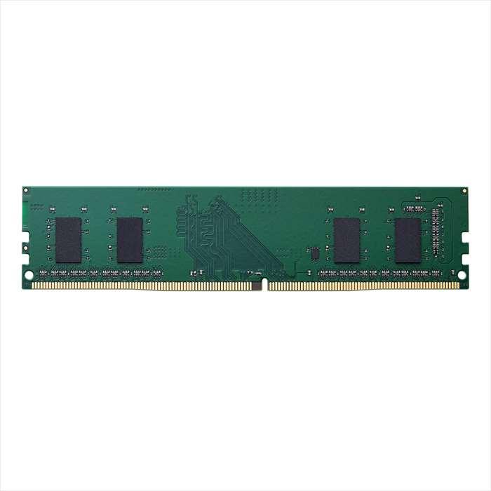 【沖縄・離島配送不可】【代引不可】EU RoHS指令準拠 DDR4メモリモジュール DDR4-2666 4GB ノートPC/薄型デスクトップ用 エレコム EW2666-4G/RO