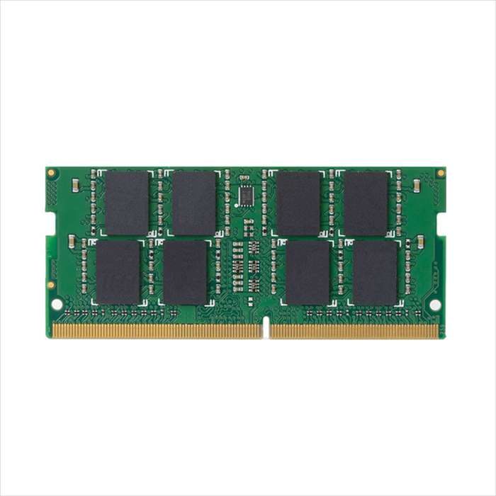 【沖縄・離島配送不可】【代引不可】EU RoHS指令準拠 メモリモジュール DDR4-2400 8GB ノートPC/薄型デスクトップ用 エレコム EW2400-N8G/RO