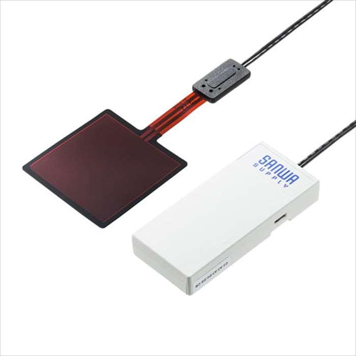 【沖縄・離島配送不可】圧力センサー搭載 BLE Beacon 3個セット iBeacon対応 BLEビーコン タイマー機能付き サンワサプライ MM-BLEBC6