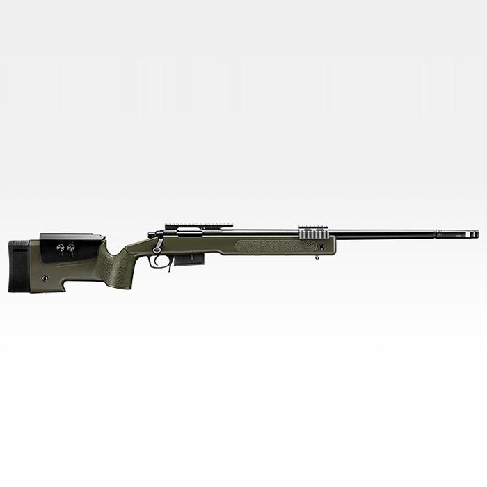 ボルトアクション M40A5 ODストック 一撃必中を叶える究極のスナイパーライフル 18才以上対象 東京マルイ M40A5