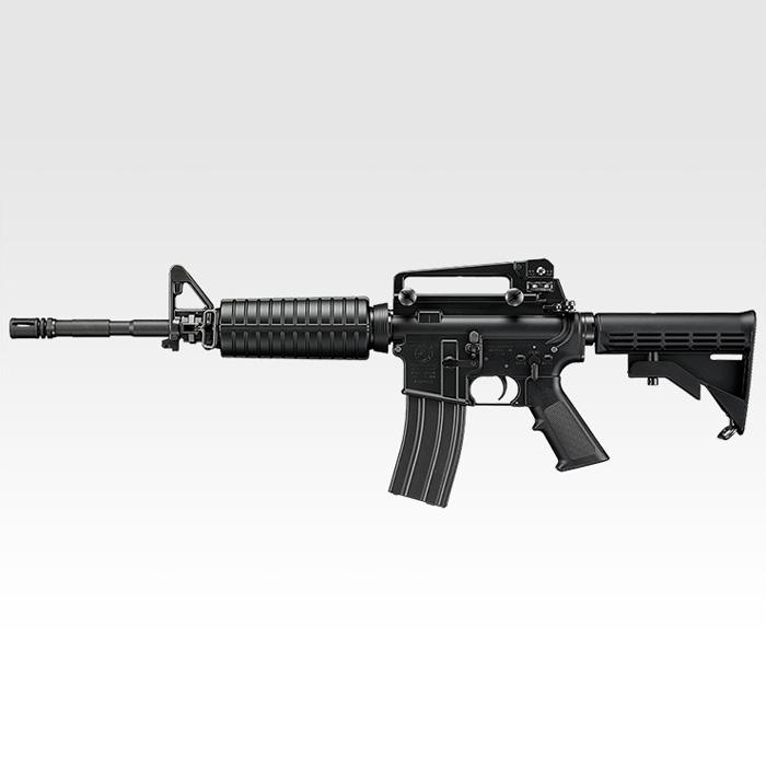 M4A1 カービン ガスブローバック マシンガン U.S.SOCOMを支える高性能アサルトカービン エアガン ガスガン 18才以上対象 東京マルイ M4A1 Carbine