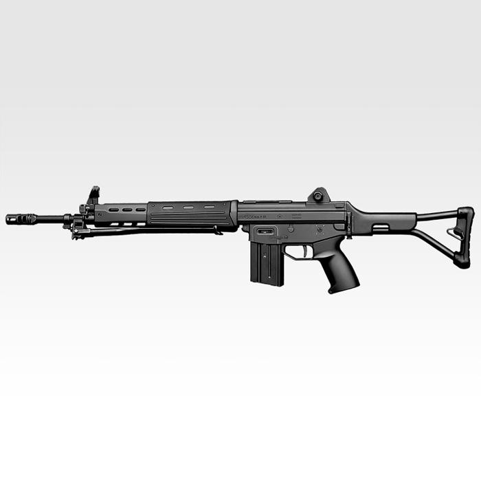 電動ガン 89式 5.56mm 小銃 折曲銃床式 陸上自衛隊 第1空挺団が採用する折曲銃床式の89式小銃 18才以上対象 東京マルイ Type 89 Rifle