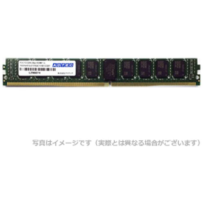 DDR4-2400 UDIMM ECC 8GB 省電力 ADTEC ADS2400D-HEV8G