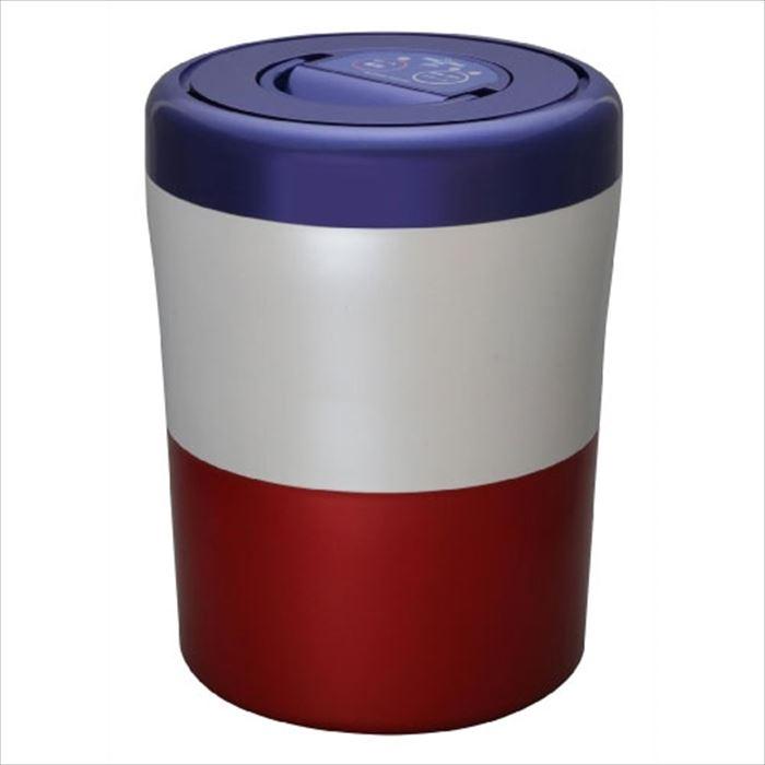 生ごみ減量乾燥機 家庭用生ごみ処理機 パリパリキューブライト トリコロール 島産業 PCL-31-BWR