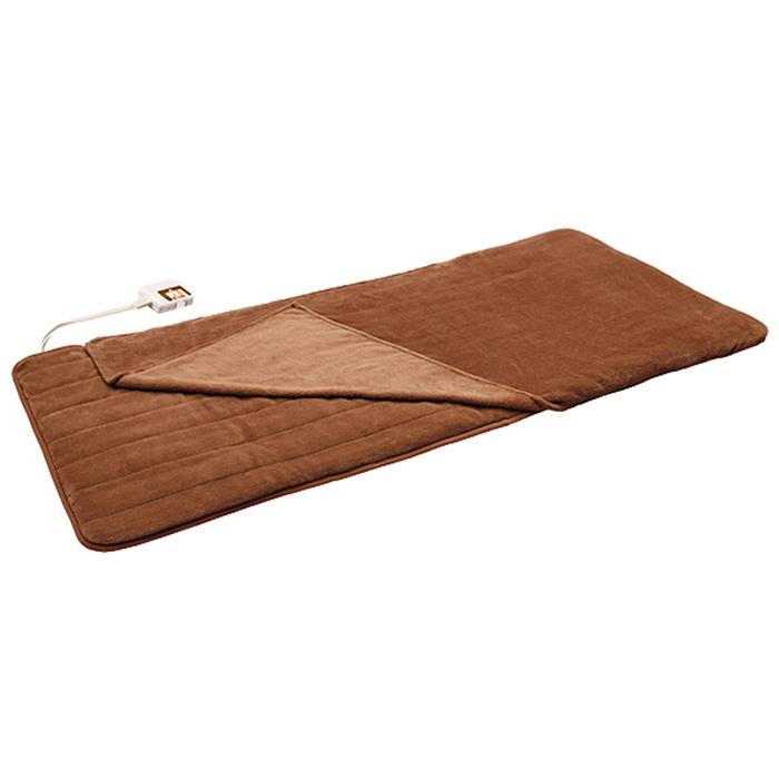 Lifon リフォン 足をすっぽり入れられる袋付き らく寝ぼう 電気マット(180×80cm) 広電 LWR1801-SB-R