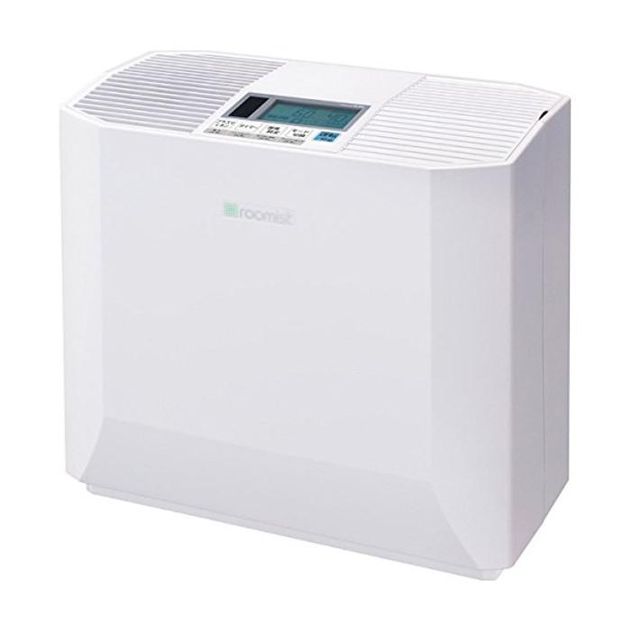 ハイブリッド式加湿器 roomist (木造和室12畳まで/プレハブ洋室19畳まで) クリアホワイト 三菱重工 SHK70NR-W