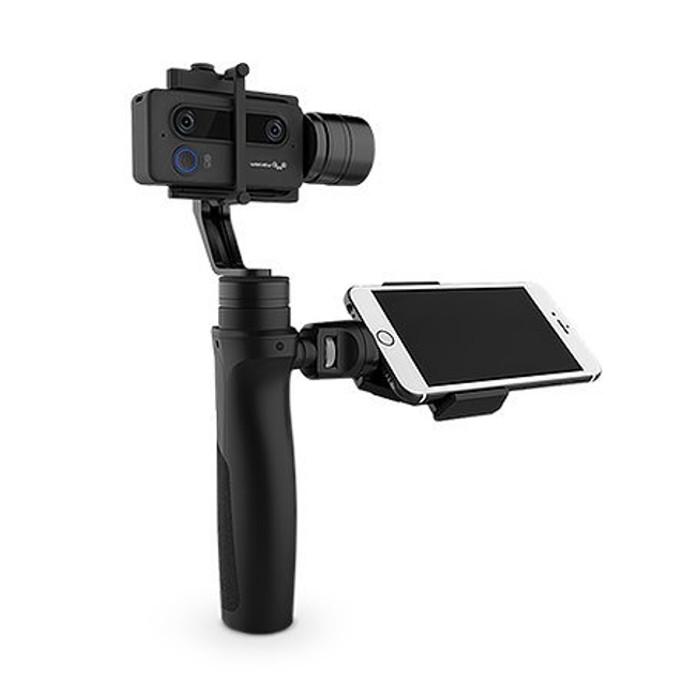 SID 3D Camera Cinematic Kit 【Weeview(ウィービュー)】 臨場感、立体感ある3D動画が手軽に撮影できる3Dカメラ 電動3軸ジンバルセット 日本トラストテクノロジー WV3000K