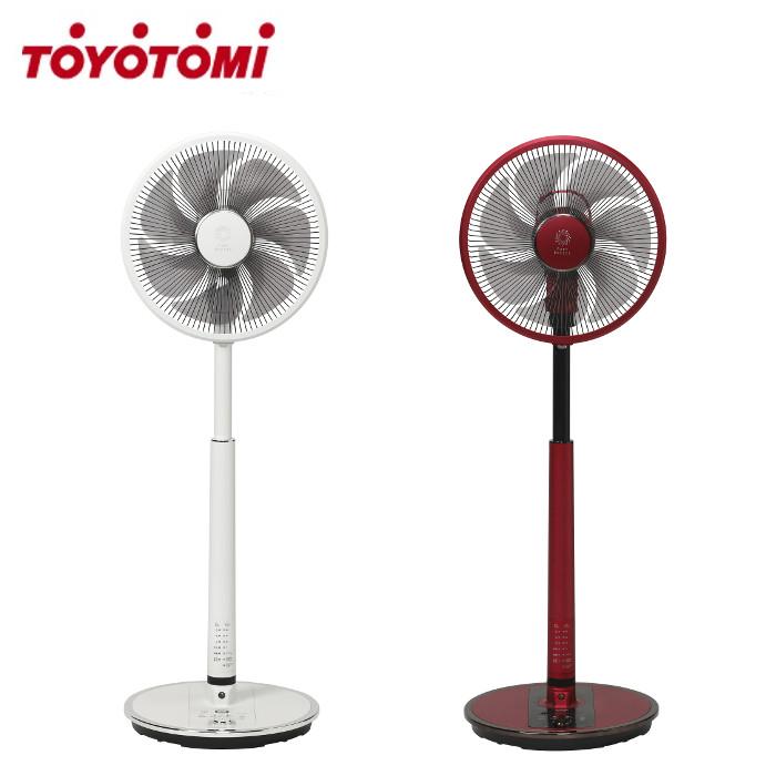 トヨトミ 扇風機 人感センサーDCハイリビング扇風機 トヨトミ FS-DS30IHR