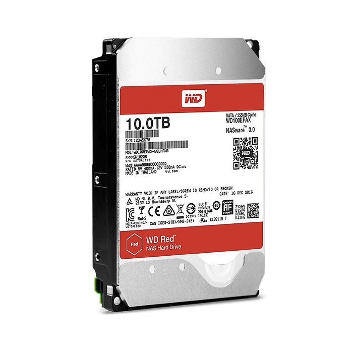 WD Red 内蔵ハードディスク WD100EFAX NAS HDD/8TB/5400rpmC/256MB 内蔵hdd WD ウエスタンデジタル パソコン PC Western Digital WD100EFAX
