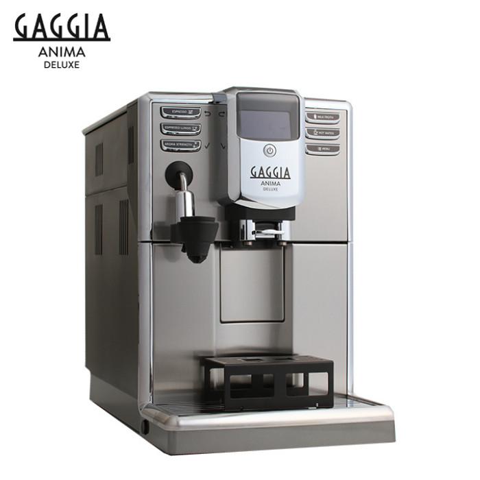 エスプレッソマシン 全自動 専用ミルクフォーマー搭載 ラテメニューも楽しめる GAGGIA Anima DX ガジア アニマ ディーエックス GAGGIA SUP043P