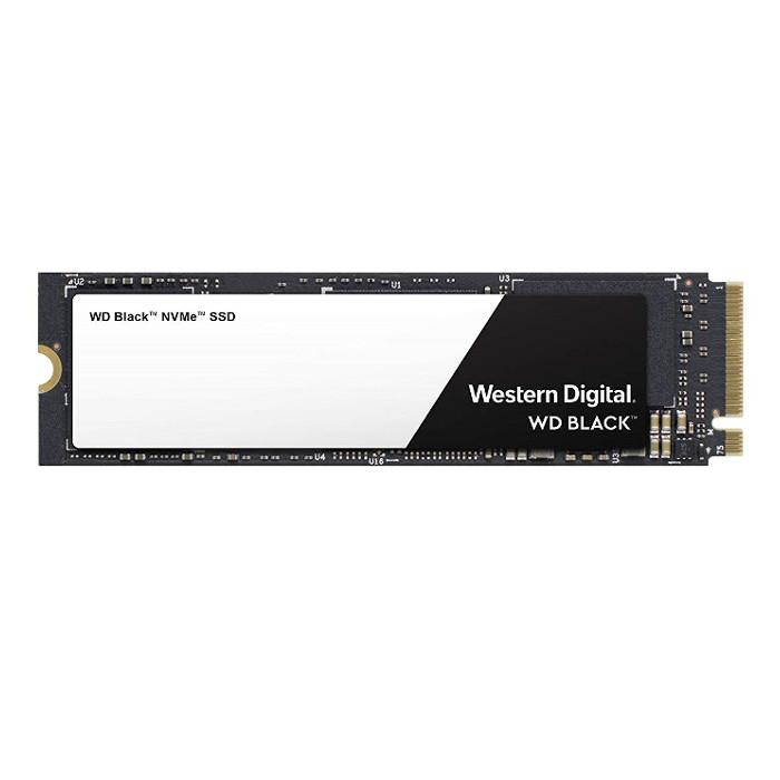 SSD WD BLACK NVME 内蔵SSD M.2-2280 500GB PCIe Gen3 5年保証 パソコン PC ソリッドステートドライブ ウエスタンデジタル Western Digital WDC-WDS500G2X0C